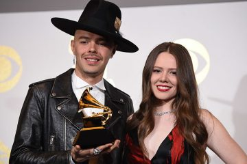 Jesse y Joy - Grammy 2017