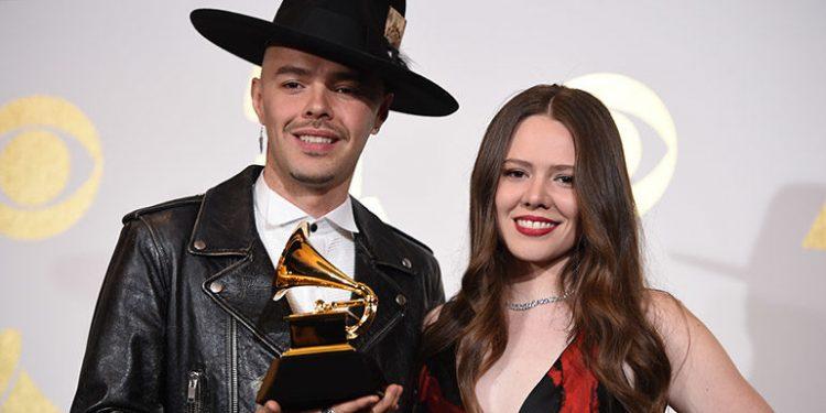Jesse y Joy - Grammy 2017